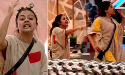 Bigg Boss 14: Devoleena Bhattacharjee & Nikki Tamboli clash over house rules | Bollywood Bubble