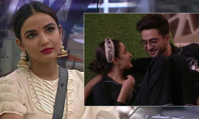Bigg Boss 14: Jasmin Bhasin shares a heartfelt note post eviction; urges fans to help Aly Goni lift the trophy | Bollywood Bubble