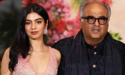 Boney Kapoor confirms daughter Khushi Kapoor's Bollywood debut | Bollywood Bubble