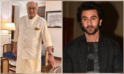 Boney Kapoor confirms he will play Ranbir Kapoor's father in Luv Ranjan's next | Bollywood Bubble