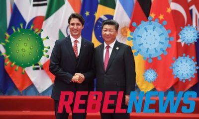 Canadian PM Justin Trudeau helped China cover-up origin of Coronavirus