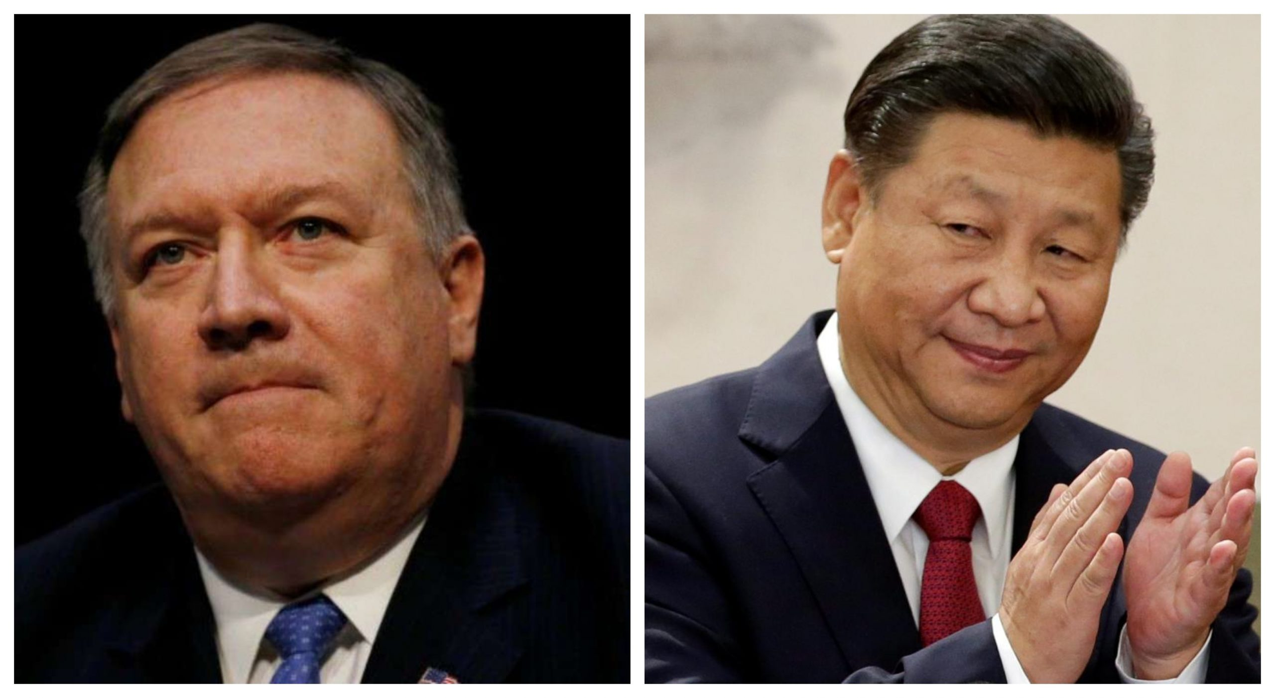 China slaps sanctions on several officials of Trump administration