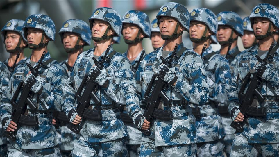 China withdraws 10,000 soldiers from depth areas along LAC: Reports