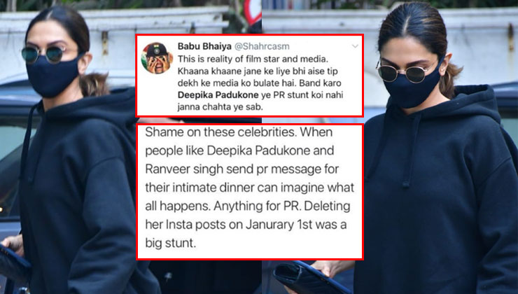 Deepika Padukone trending again on Twitter, but not for the right reasons   Bollywood Bubble