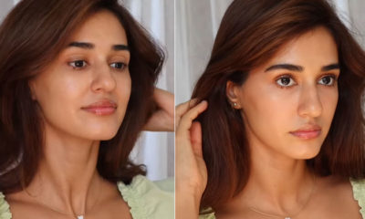 Disha Patani's insight into her dewy makeup routine - watch video | Bollywood Bubble