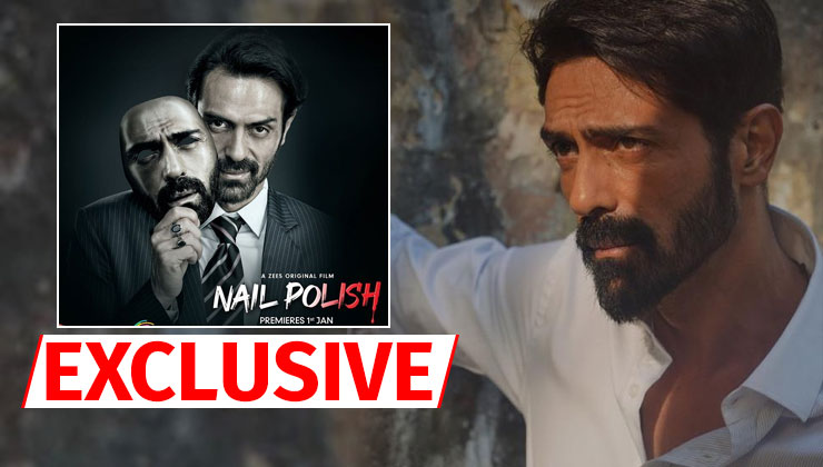 EXCLUSIVE: Arjun Rampal: When I discovered why it's called 'Nail Polish', I had a big smile | Bollywood Bubble