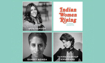 Ekta Kapoor, Guneet Monga and Tahira Kashyap come together to launch Indian Women Rising | Bollywood Bubble