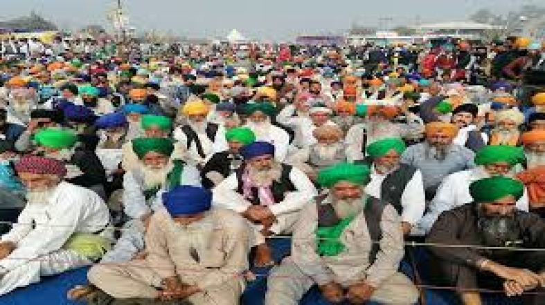 Farmers warn the government, if not decided on January 4, they will protest fiercely
