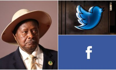 Government of Uganda bans Twitter and Facebook ahead of elections