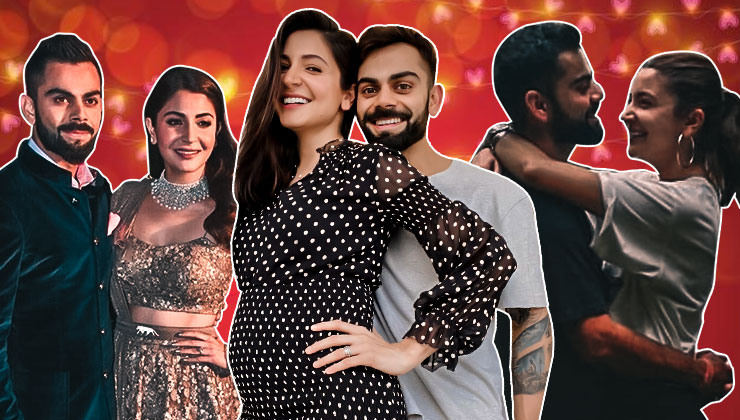 From Lovebirds to Parenthood: Here's looking and Virat Kohli and Anushka Sharma's dreamy love story | Bollywood Bubble