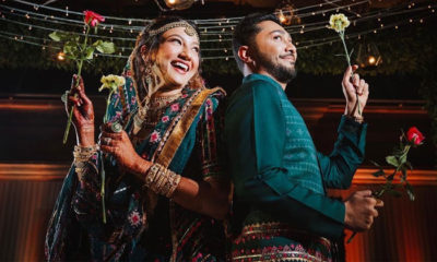 Gauahar Khan and Zaid Darbar have the most romantic wishes for each other on their one month anniversary | Bollywood Bubble