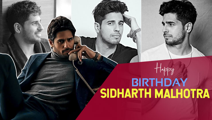 Happy Birthday Sidharth Malhotra: Romantic songs of the actor that you must have on your playlist | Bollywood Bubble