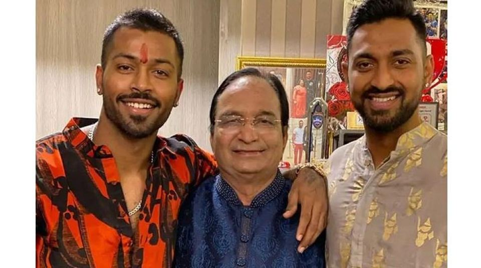 Hardik and Krunal Pandya's father died this morning due to cardiac arrest, left the team home