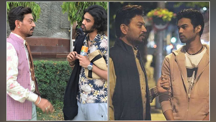 Irrfan Khan's son Babil Khan opens up about plans of his film debut this year | Bollywood Bubble