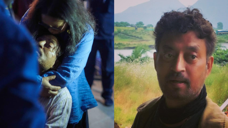 Irrfan Khan's wife Sutapa Sikdar shares his unseen pics and video with a heartfelt note | Bollywood Bubble