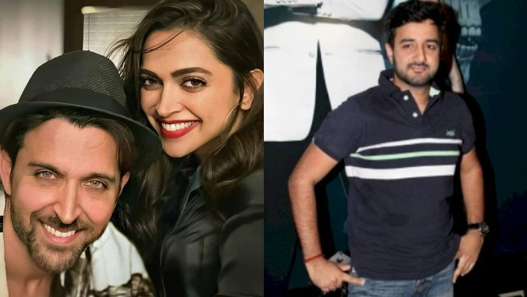 It's Official: Hrithik Roshan & Deepika Padukone come together for Siddharth Anand's 'Fighter' | Bollywood Bubble