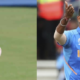 Ind Vs Aus: Jasprit Bumrah said these 3 things while giving test cap to Navdeep Saini