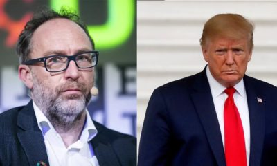 Jimmy Wales blames Twitter and Facebook for not banning Trump earlier