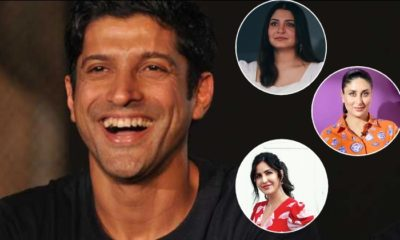 Happy Birthday Farhan Akhtar: Kareena Kapoor, Katrina Kaif, Anushka Sharma and others shower love on the actor | Bollywood Bubble