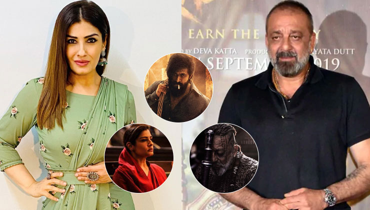 KGF Chapter 2: Sanjay and Raveena react to response to teaser | Bollywood Bubble