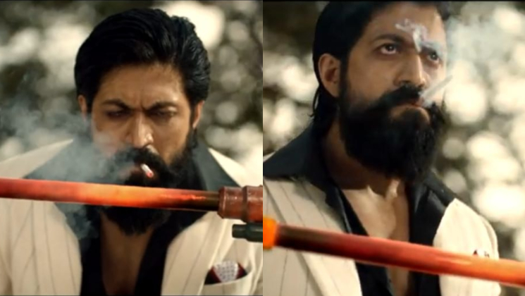 KGF Chapter 2 Teaser: Yash & Sanjay Dutt are here with a double dose of action | Bollywood Bubble