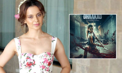 Kangana Ranaut: Dhaakad is India's first female-led high octane spy thriller and it's the beginning of a new era for Indian cinema | Bollywood Bubble