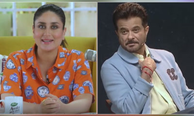 "Kareena Kapoor questions Anil Kapoor over pay parity in Bollywood; latter replies, ""You took a lot of money from me"" 