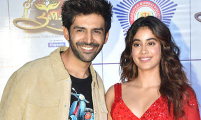 Kartik Aaryan and Janhvi Kapoor UNFOLLOW each other on social media? | Bollywood Bubble