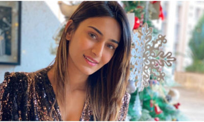 Kasautii Zindagii Kay star Erica Fernandes gets groovy with her family   Bollywood Bubble