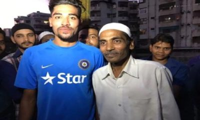 Know how the son of an auto rickshaw puller became Team India's fast bowler