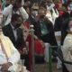 Mamata Banerjee walks out without addressing the gathering