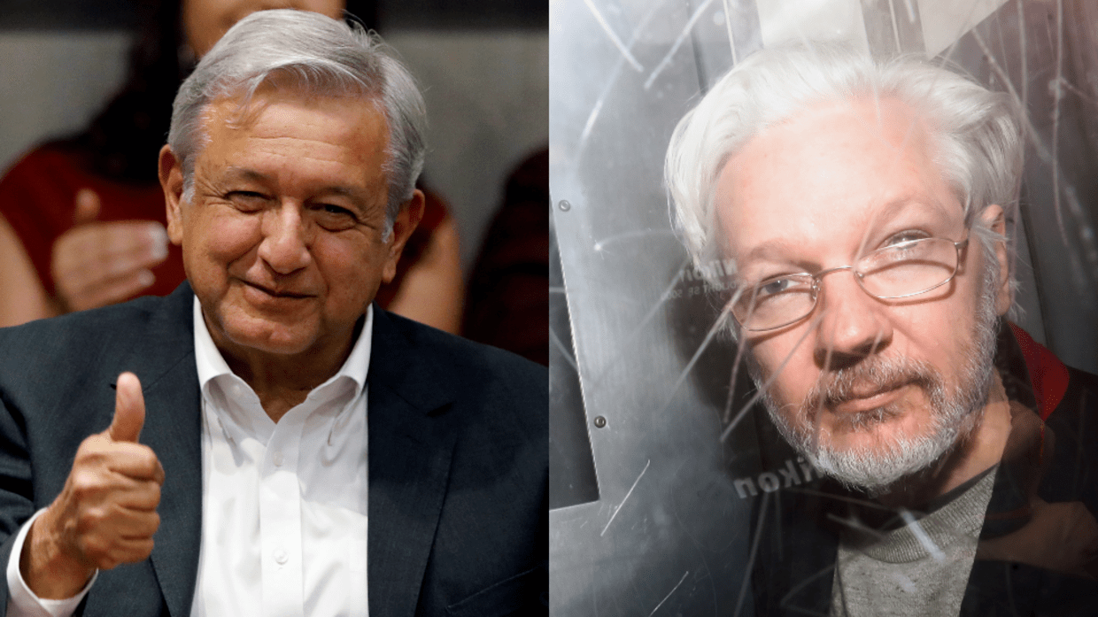 Mexican President offers asylum to Wikileaks founder Julian Assange