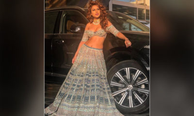 Naagin 4 star Nia Sharma glams it up in a gorgeous shimmery lehenga | Bollywood Bubble