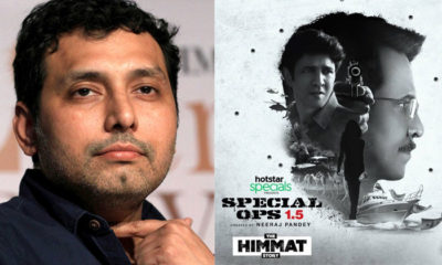 Neeraj Pandey to create a Special Ops universe; Kay Kay Menon to return as Himmat Singh in Special Ops 1.5 | Bollywood Bubble