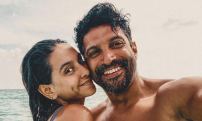 On Farhan Akhtar's birthday, Shibani Dandekar wishes her 'Foo' with an adorable post | Bollywood Bubble