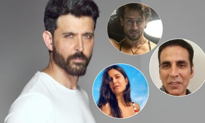 On Hrithik Roshan's birthday, celebs pour in wishes for the War actor | Bollywood Bubble