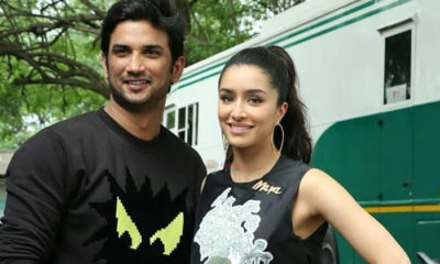 On Sushant Singh Rajput's birthday, Shraddha Kapoor remembers him with a throwback still from Chhichhore | Bollywood Bubble