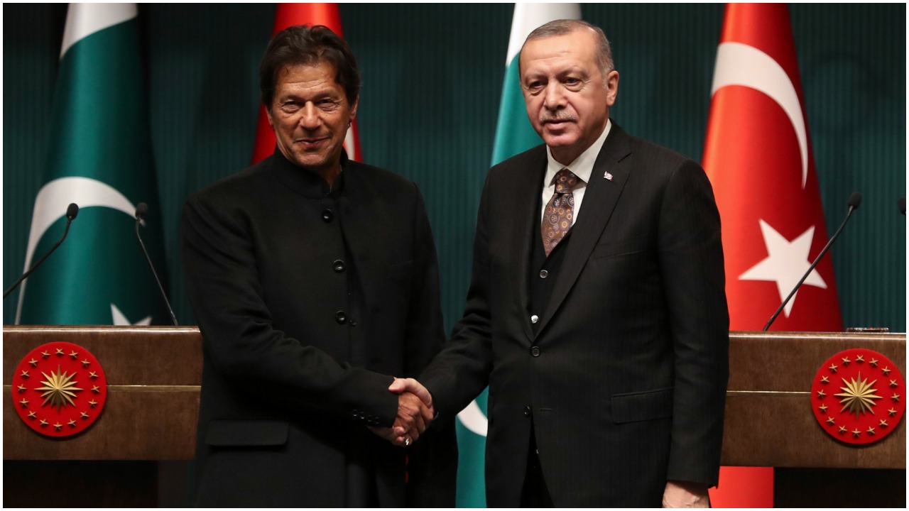 Pakistan helping Turkey to achieve nuclear weapons