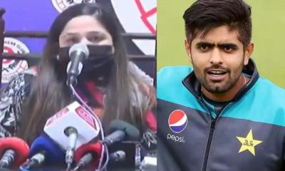 Pakistani player Babar Azam accused of sexual exploitation by woman