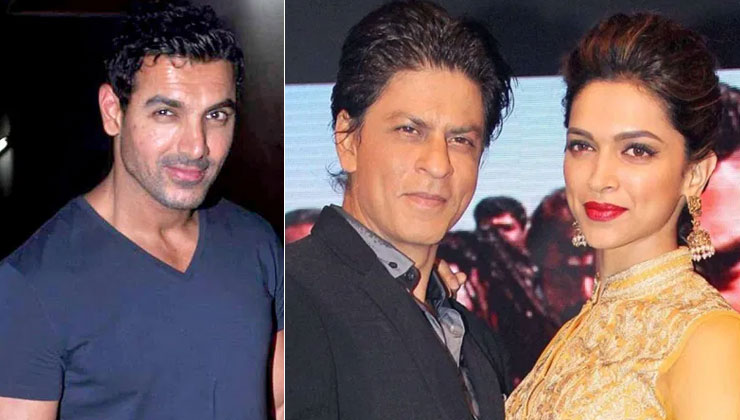 Pathan: Shah Rukh Khan, John Abraham and Deepika Padukone to shoot action sequences in Middle East? | Bollywood Bubble
