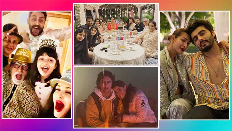 Happy New Year 2021: Amitabh Bachchan, Sara Ali Khan, Malaika Arora share pics from their celebrations; wish fans with adorable posts | Bollywood Bubble