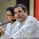 Rahul Gandhi continues spreading misinformation over farm laws, calls for nation-wide protests