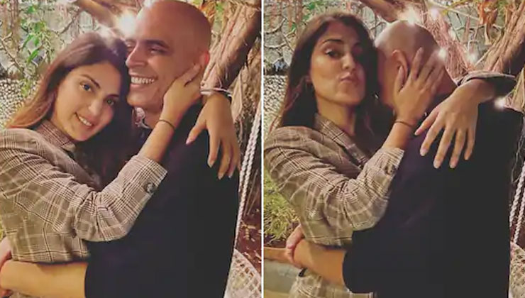 Rajiv Lakshman deletes pictures with Rhea Chakraborty; releases an apology for THIS reason | Bollywood Bubble