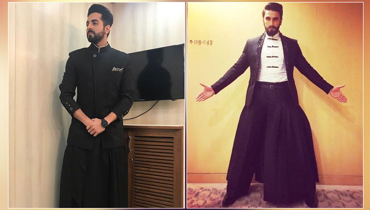 Ranveer Singh to Ayushmann Khurrana - actors who rocked an androgynous fashion look | Bollywood Bubble