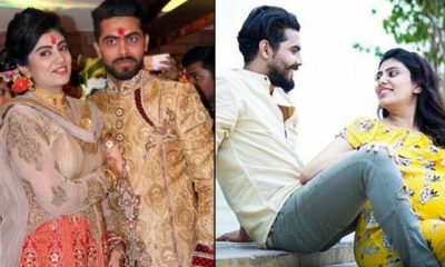 Ravindra Jadeja's wife is also an all-rounder, sister had met