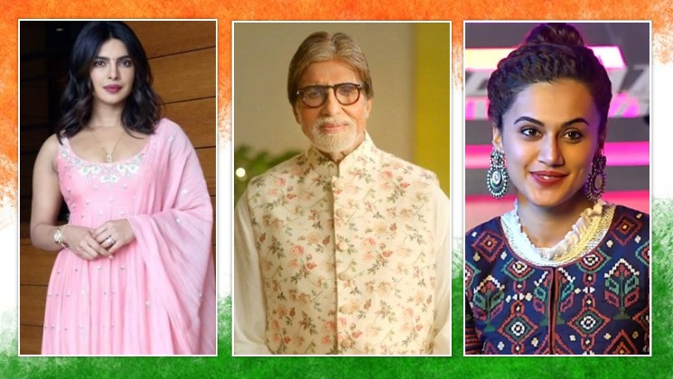 Republic Day 2021: Amitabh Bachchan, Priyanka Chopra and others share their pride for the nation   Bollywood Bubble