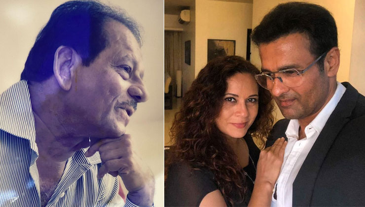 Rohit Roy mourns the death of his father-in-law Arvind Joshi | Bollywood Bubble