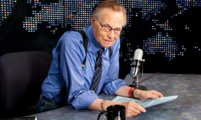 Talk show host Larry King dies weeks after being hospitalised for Covid-19