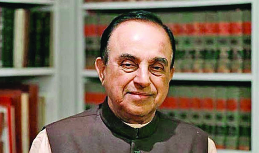 Subramanian Swamy floats a new theory, toes 'liberals' line to claim Red Fort siege was a PMO plot