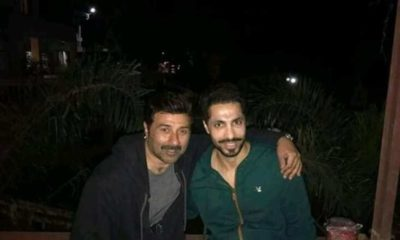 Sunny Deol told Deep Sidhu, who instigated the violence in the farmers' movement, that younger brother, now such a mess